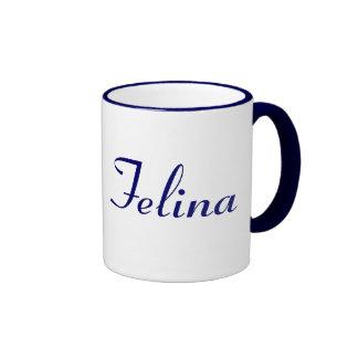 Felina Mugs