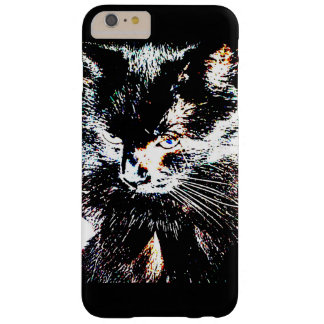 Feline Beauty Barely There iPhone 6 Plus Case