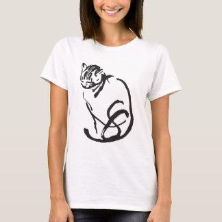Feline Design T-Shirt