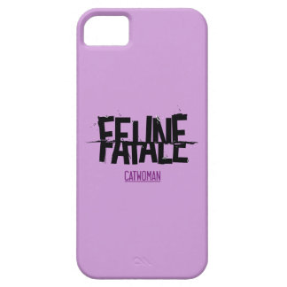 Feline Fatale Case For The iPhone 5