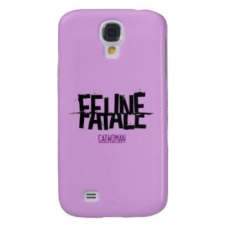 Feline Fatale Galaxy S4 Case