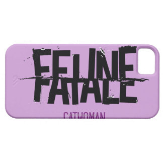 Feline Fatale iPhone 5 Cases