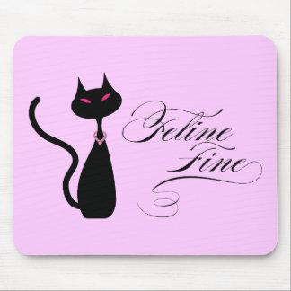 Feline Fine Mouse Mats
