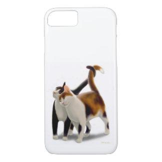 Feline Friends Cat iPhone 7 Case