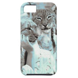 Feline Girls iPhone 5 Case