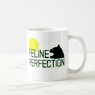 Feline Perfection Coffee Mug