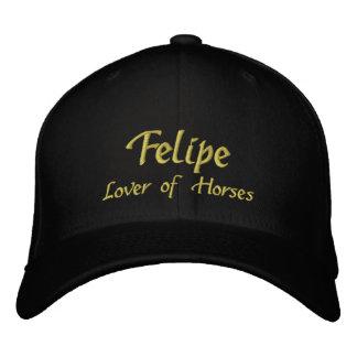 Felipe Name Cap / Hat