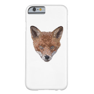 Felix the Fox Barely There iPhone 6 Case