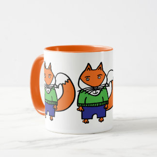 Felix the Fox Mug