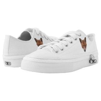Felix the Fox Printed Shoes