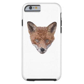 Felix the Fox Tough iPhone 6 Case