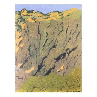 Felix Vallotton - Cliffs Postcard