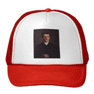 Felix Vallotton - Paul Vallotton, Artist`s Brother Trucker Hat