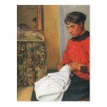 Felix Vallotton - The seamstress