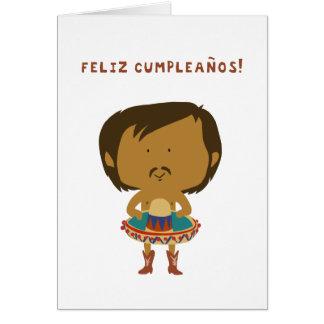 Feliz Cumpleanos! Card