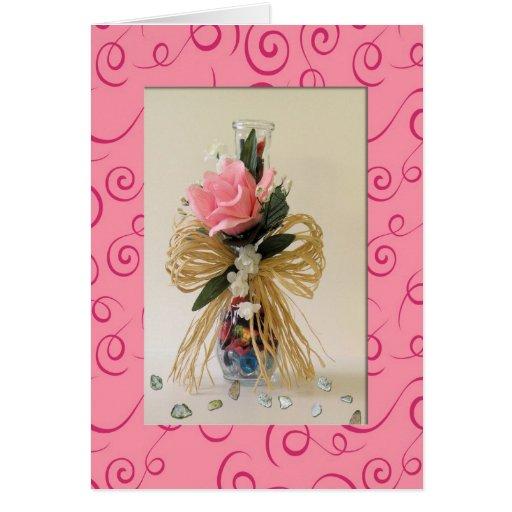 Feliz Cumpleaños Femenino Greeting Card