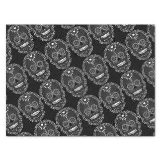 Feliz Muertos - Festive Sugar Skull Tissue Paper