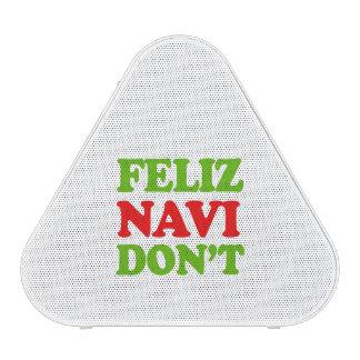 Feliz Navi Don't -- Holiday Humor
