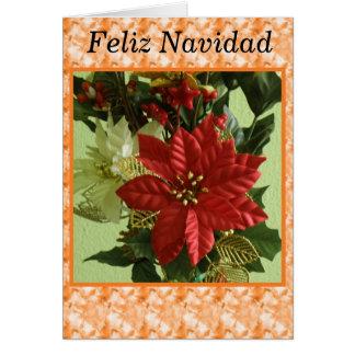Feliz Navidad/8 Card