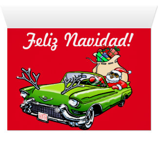 Feliz Navidad! Card