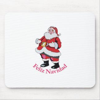 Feliz Navidad Mouse Pad
