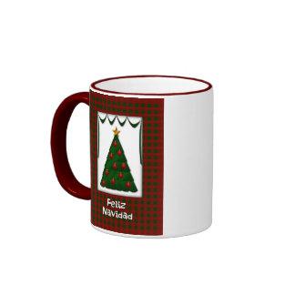 Feliz Navidad - Mug - Merry Christmas