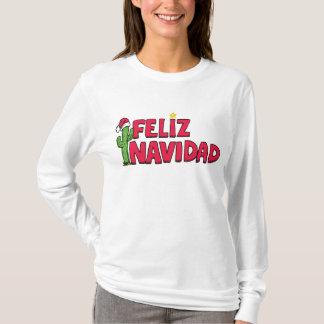 Feliz Navidad Sweatshirt T Shirt