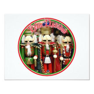 Feliz Navidad - Three Wise Crackers Announcements
