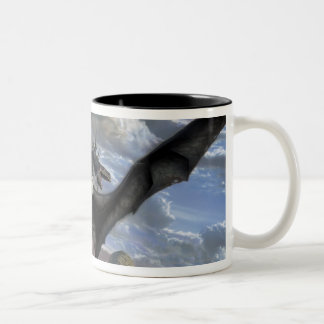 Fell Beast Two-Tone Coffee Mug