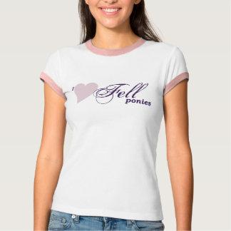 Fell ponies T-Shirt