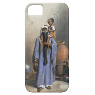 Fellah Woman and Child, illustration from 'The Val iPhone 5 Case