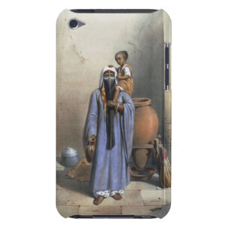 Fellah Woman and Child, illustration from 'The Val iPod Touch Covers