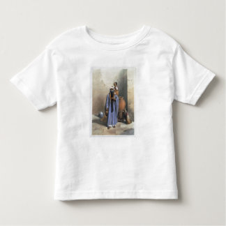 Fellah Woman and Child, illustration from 'The Val Toddler T-Shirt