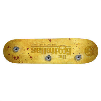 Fellas board 2 18.1 cm old school skateboard deck