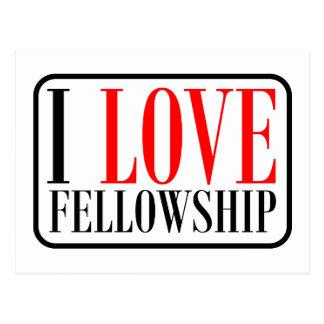 Fellowship Alabama Postcard