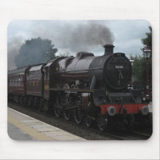 Fellsman steam train mouse mat