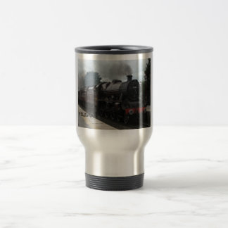 Fellsman steam train travel mug