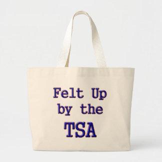 Felt Up by the TSA Tote Bags