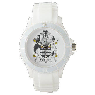 Feltham Family Crest Watches