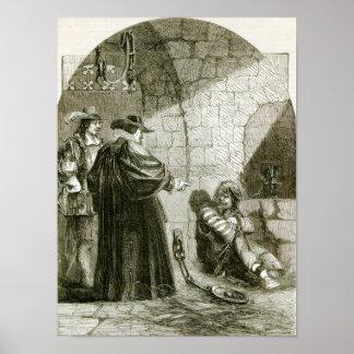 Felton in Prison Poster