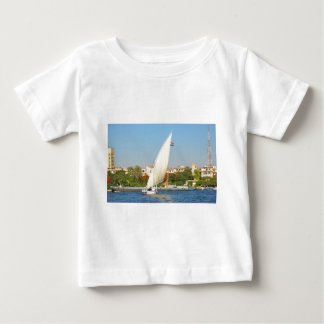 Felucca On The Nile Baby T-Shirt