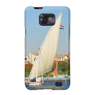 Felucca On The Nile Samsung Galaxy SII Cover