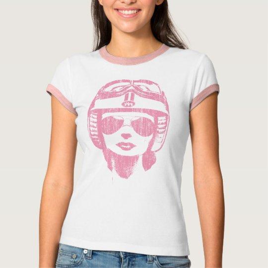 Fem Moto (vintage pink) T-Shirt