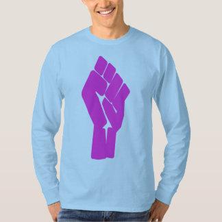 Fem Revolution Fist Long Sleeve T-shirt