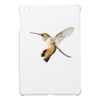 Female Allen's Hummingbird mini iPad case