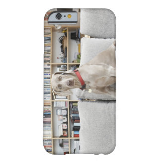 Female animal barely there iPhone 6 case