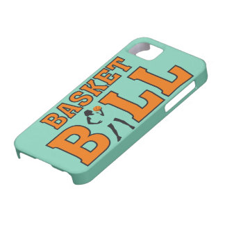 female basketball player team iPhone 5 cover