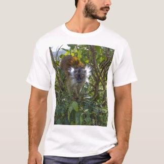 Female black lemur t-shirt