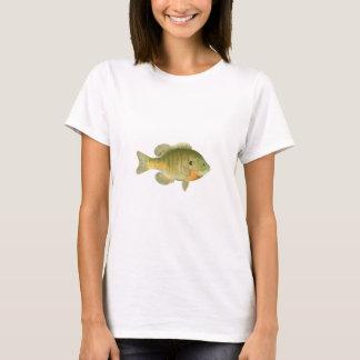 Female Bluegill - Bream - Sunfish T-Shirt
