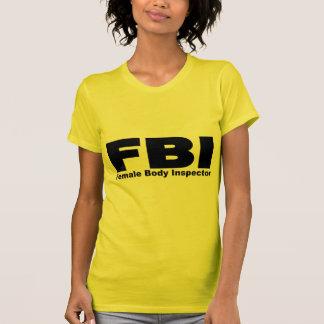 Female Body Inspector Shirt